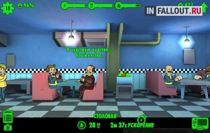 Русификатор Fallout Shelter для Android