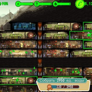 Fallout Shelter на русском