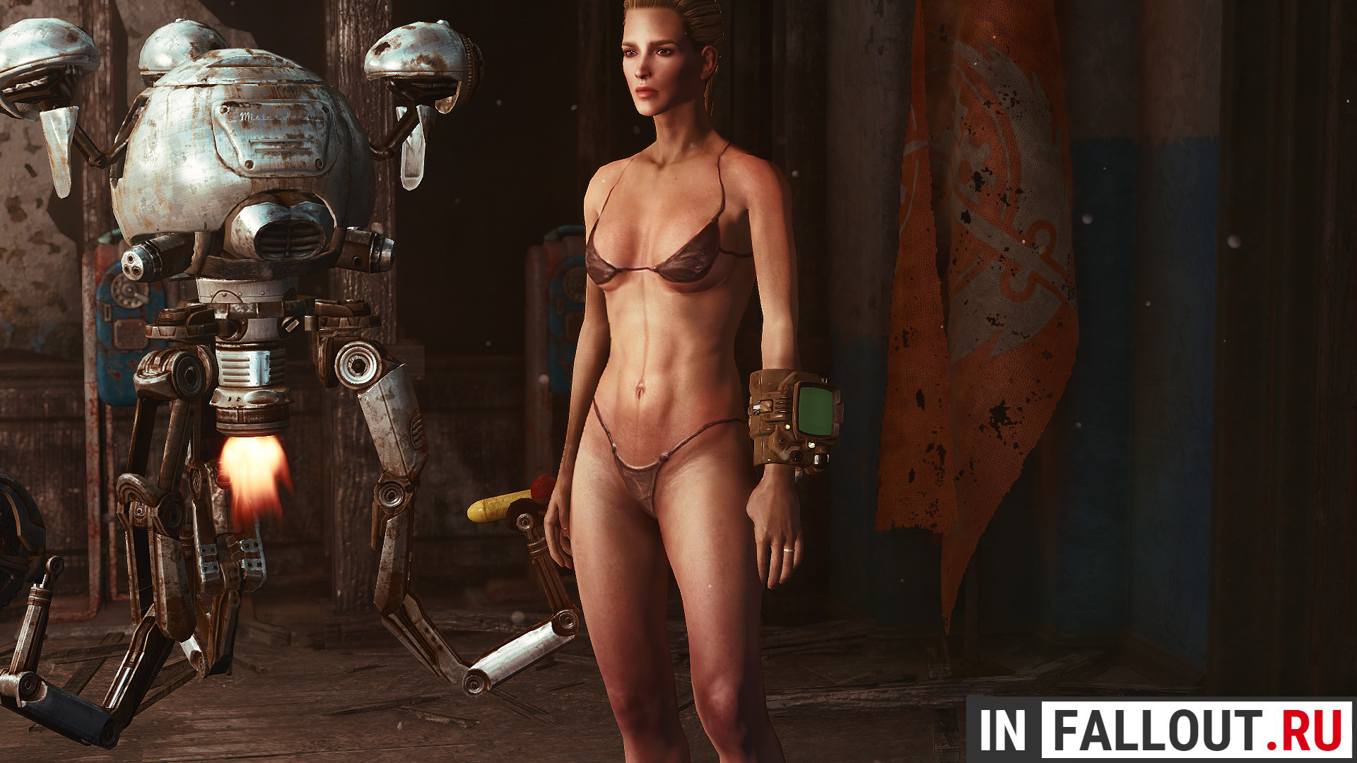Fallout 4 naked chicks naked images