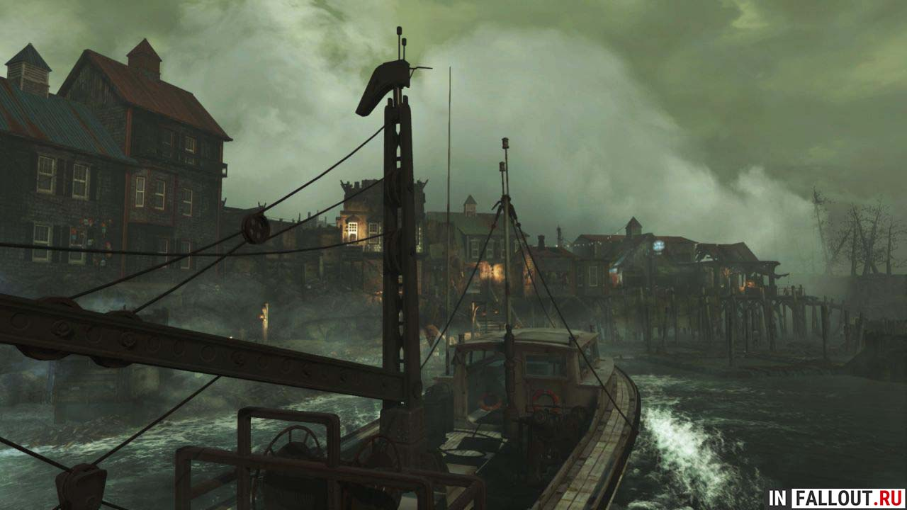 Fallout 4 Far Harbor. Часть 5