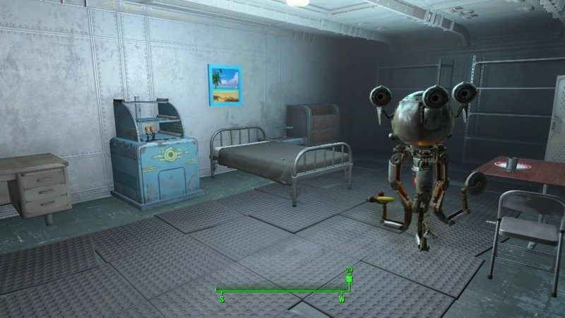 Убежище 81 Fallout 4
