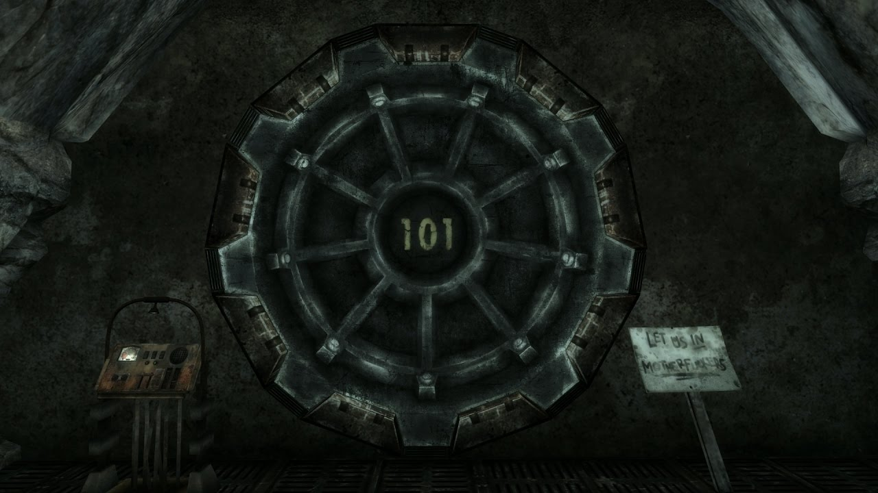 Убежище 101 Fallout 3